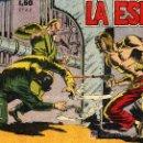 Tebeos: AVENTURAS DEL F.B.I. Nº 10 (CUADERNILLO ORIGINAL DE LOS AÑOS 50). Lote 6525889