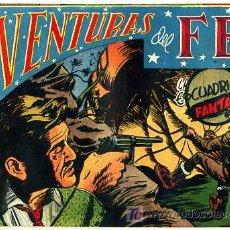 Giornalini: AVENTURAS DEL FBI , Nº 144 , T1154. Lote 19342289