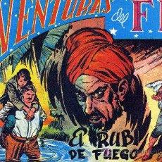Tebeos: AVENTURAS DEL F.B.I. Nº 70 (CUADERNILLO EN EDICIÓN FACSÍMIL DE EDICIONES B.O). Lote 6733995