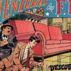 Tebeos: AVENTURAS DEL F.B.I. Nº74 (CUADERNILLO ORIGINAL). PRIMERA EDICIÓN. Lote 7558422