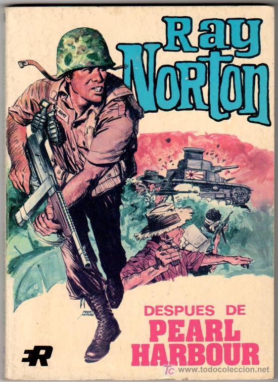 RAY NORTON, EDI: ROLLAN 1974, Nº 1 DIBUJOS DE ANTONIO GUERRERO, EXCELENTE ESTADO Y DIFICIL (Tebeos y Comics - Rollán - Otros)