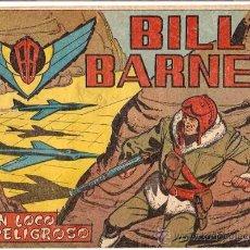 Tebeos: BILL BARNES Nº 6 -- ROLLAN --- ORIGINAL. Lote 8217323