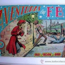 Tebeos: AVENTURAS DEL FBI, Nº 48 - EDITORIAL ROLLÁN 1951. Lote 9178715