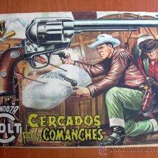 Tebeos: MENDOZA COLT, Nº 20 - EDITORIAL ROLLÁN 1955. Lote 9181550