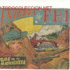 Tebeos: AVENTURAS FBI Nº 164. Lote 1761957
