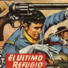 Tebeos: MENDOZA COLT - Nº 54 - ARMANDO - EDICOLOR 1958 - ORIGINAL, NO FACSIMIL. Lote 11269355