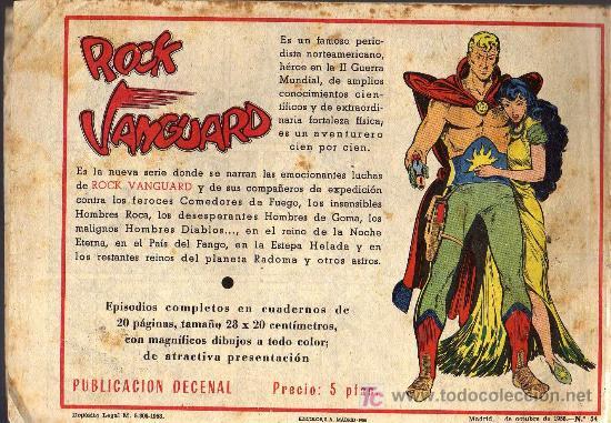 Tebeos: MENDOZA COLT - Nº 54 - ARMANDO - EDICOLOR 1958 - ORIGINAL, NO FACSIMIL - Foto 2 - 11269355