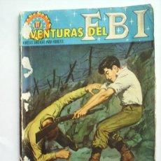 Tebeos: AVENTURAS DEL FBI N.13 -EDITORIAL ROLLAN 1965-. Lote 12254592