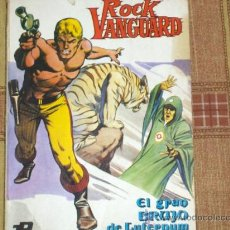 Tebeos: ROCK VANGUARD Nº 1. ED. ROLLÁN 1974. 30 PTS. FORMATO VÉRTICE. .. Lote 13351593