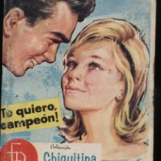 Tebeos: CHIQUITINA. EDIT. ROLLÁN. Nº 17. Lote 12640433
