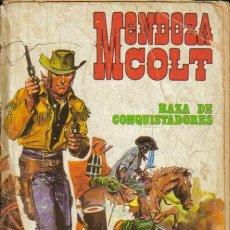 Tebeos: MENDOZA COLT (ROLLAN) ORIGINAL 1974 LOTE. Lote 27524587