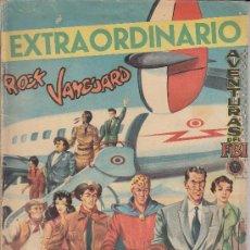 Tebeos: AVENTURAS DEL FBI EXTRAORDINARIO - ROCK VANGUARD - MENDOZA COLT -EDIT. ROYAN 1955. Lote 26550780