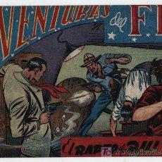 Tebeos: AVENTURAS DEL F.B.I. Nº 14. ROLLÁN 1951.. Lote 25990004
