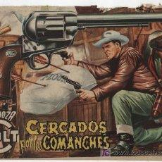 Tebeos: MENDOZA COLT Nº 20. ROLLÁN 1955.. Lote 15413072