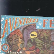 Tebeos: AVENTURAS DEL F B I 46. Lote 15479867