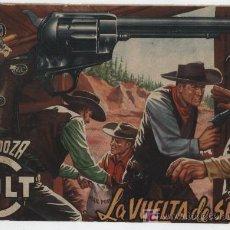 Tebeos: MENDOZA COLT Nº 11. ROLLÁN 1955.. Lote 57642672
