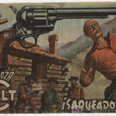 Tebeos: MENDOZA COLT Nº 14. ROLLÁN 1955.. Lote 17383144