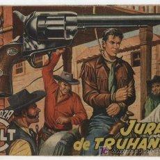 Tebeos: MENDOZA COLT Nº 16. ROLLÁN 1955.. Lote 17383236