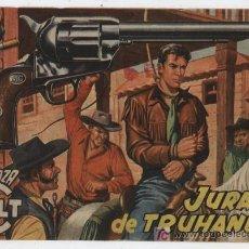 Tebeos: MENDOZA COLT Nº 16. ROLLÁN 1955.. Lote 17383266