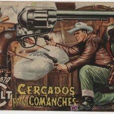 Tebeos: MENDOZA COLT Nº 20. ROLLÁN 1955.. Lote 17383356