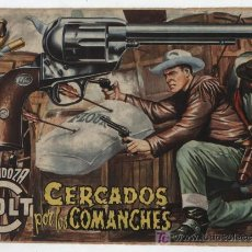 Tebeos: MENDOZA COLT Nº 20. ROLLÁN 1955.. Lote 17383377