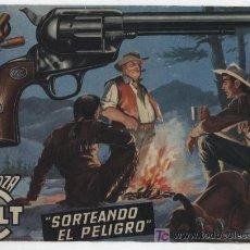 Tebeos: MENDOZA COLT Nº 21. ROLLÁN 1955.. Lote 17383856