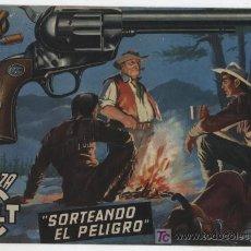 Tebeos: MENDOZA COLT Nº 21. ROLLÁN 1955.. Lote 50099374