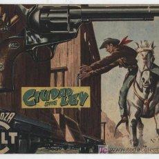Tebeos: MENDOZA COLT Nº 33. ROLLÁN 1955.. Lote 17384045