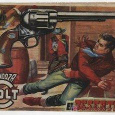 Tebeos: MENDOZA COLT Nº 75. ROLLÁN 1955.. Lote 17385006