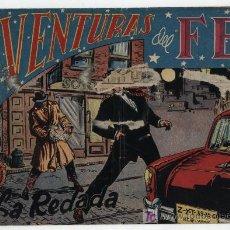 Tebeos: AVENTURAS DEL FBI Nº 71. ROLLÁN 1951.. Lote 17664486