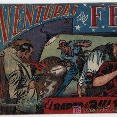 Tebeos: AVENTURAS DEL F.B.I. Nº 14.. Lote 18692877