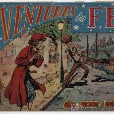 Tebeos: AVENTURAS DEL F.B.I. Nº 48. Lote 18709636