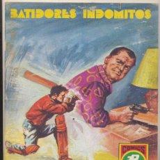 Tebeos: BATIDORES INDÓMITOS Nº 2. ROLLÁN.. Lote 19126666