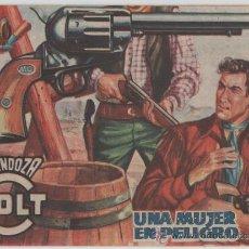 Tebeos: MENDOZA COLT Nº 78 ORIGINAL. Lote 19099387