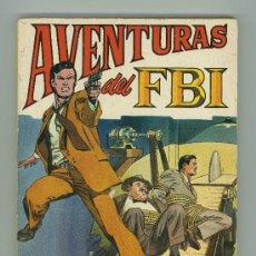 Tebeos: FBI Nº1. Lote 27514171