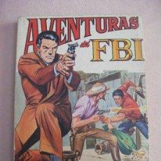 Tebeos: AVENTURAS DEL FBI Nº8 EDITORIAL ROLLAN. Lote 26669097