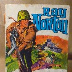 Tebeos: RARO COMIC, RAY NORTON, ROLLAN, 1974, Nº 1. Lote 22458895