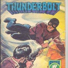 Tebeos: THURDERBOLT Nº 2 COMICS ROLLAN. Lote 26819502