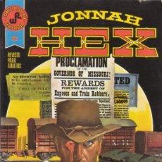 Tebeos: JONNAH HEX. Nº 2. COMICS ROLLAN SERIE ROJA.. Lote 26481136