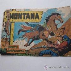 Tebeos: MONTANA Nº 12 ORIGINAL . Lote 27591763