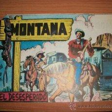 BDs: MONTANA Nº 16 EDITORIAL ROLLAN ORIGINAL . Lote 24538865