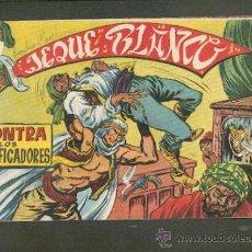 Tebeos: JEQUE BLANCO Nº 13, EDITORIAL ROLLÁN. Lote 25127928