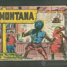 Tebeos: MONTANA Nº 13, EDITORIAL ROLLÁN. Lote 25128323
