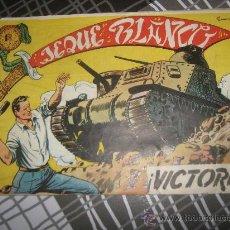 Tebeos: JEQUE BLANCO VICTORIA ,ORIGINAL.. Lote 25146613