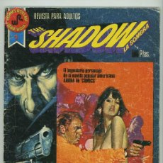 Tebeos: THE SHADOW LA SOMBRA Nº1.. Lote 27354546