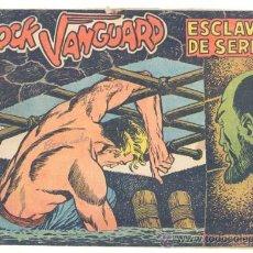 Tebeos: ROCK VANGUARD Nº. 7 , ORIGINAL. Lote 26105193