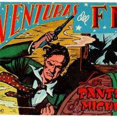 Tebeos: AVENTURAS DEL FBI Nº 1, EDI. ROLLAN 1951, DIBUJO. L. BERMEJO, MUY NUEVO. Lote 26205156