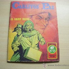 Livros de Banda Desenhada: LAS AVENTURAS DE CARLITOS PAZ Nº 15, SERIE ROJA, EDITORIAL ROLLÁN. Lote 27099089