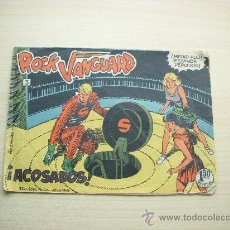 Tebeos: ROCK VANGUARD Nº 3, EDITORIAL ROLLÁN. Lote 27310345