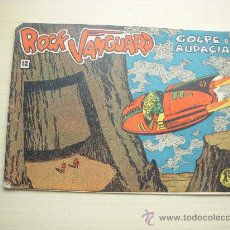 Tebeos: ROCK VANGUARD Nº 12, EDITORIAL ROLLÁN. Lote 27310379